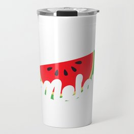 Be My Melontine Valentines Day product Travel Mug