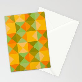 classic retro fall design Nuppeppo Stationery Cards