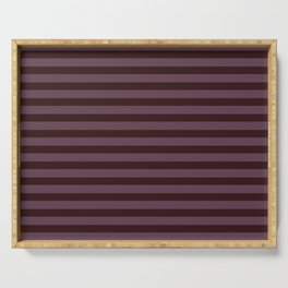 Azzam Stripe by Maeve Rembold Serving Tray