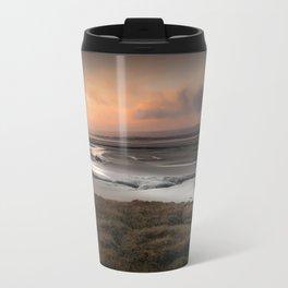 Penclawdd marsh sunset Travel Mug