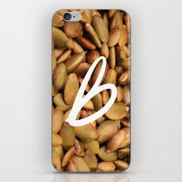 Recettes du Bonheur - foodies iPhone Skin