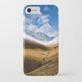 Valley Winter iPhone Case