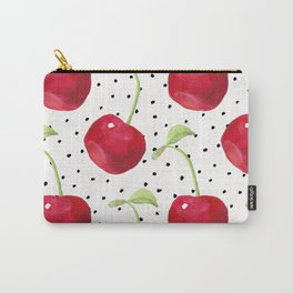 Cherry pattern II Carry-All Pouch