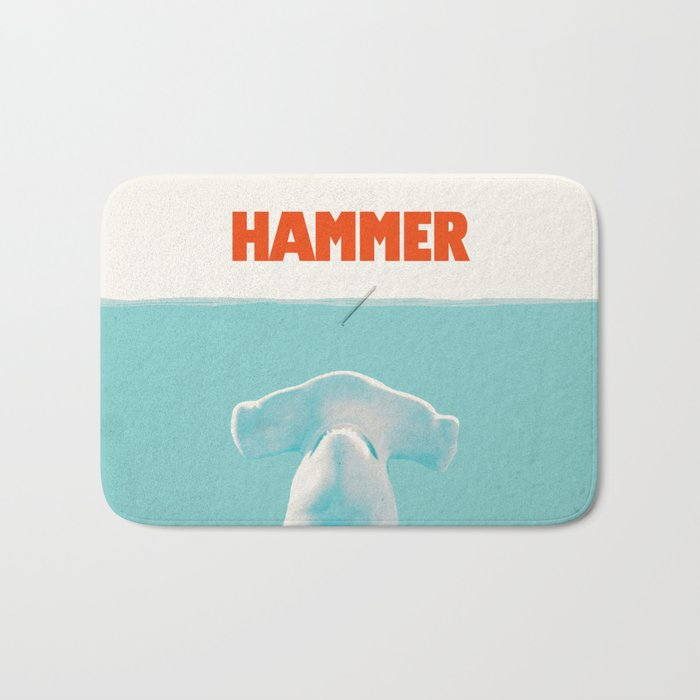 Hammer Bath Mat