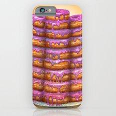 Donuts II 'Bon appetit Homer' iPhone 6s Slim Case