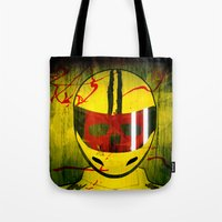 kill bill Tote Bags featuring kill bill by MAKE ME SOME ART