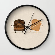 Slice! Wall Clock