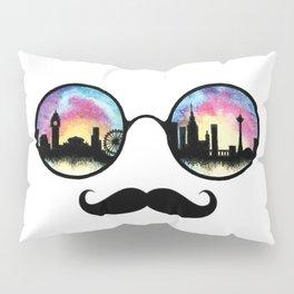 Monsieur Sunset Pillow Sham