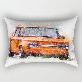 NSU TT Rectangular Pillow