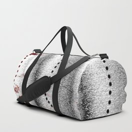 Line of points Duffle Bag