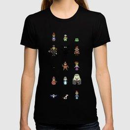 Over the Garden Wall - Pixel Art T-shirt