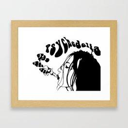 Psychedelia Framed Art Print