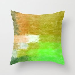 Unlikely Cordovan Throw Pillow