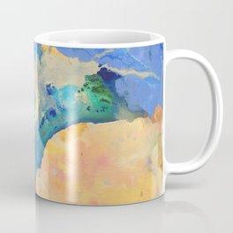 Watercolor Series (Exploding Flower) Coffee Mug