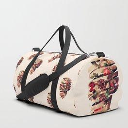 Peeled Skull Duffle Bag