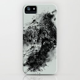 THE LONELY BIRD SONG iPhone Case