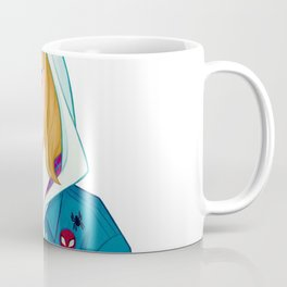 Casual Spider Gwen off-duty Coffee Mug