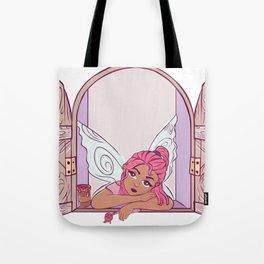 Lupus Fairy (hada lupica) Tote Bag