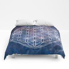 Sacred Geometry Universe 5 Comforters