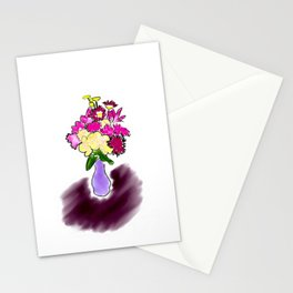 Bright Bouquet Stationery Cards