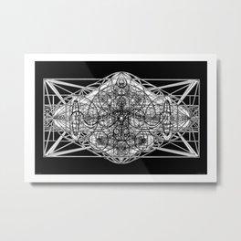 Trasmission Metal Print