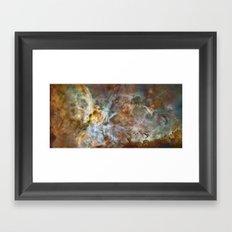 Eta Carinae Framed Art Print