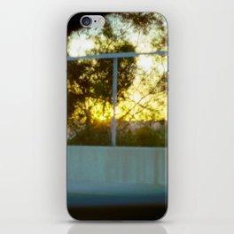 Sunset and Bokeh iPhone Skin