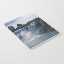 Quarter View of American Falls Notebook