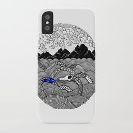 Leviathan iPhone Case