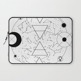 Celestial Alchemical Earth Laptop Sleeve
