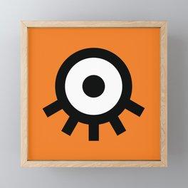 A Clockwork Framed Mini Art Print