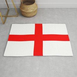 Saint George Flag of England Rug