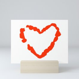 What Becomes of the Broken Hearted? Mini Art Print