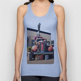 Classic Ford Truck Unisex Tank Top