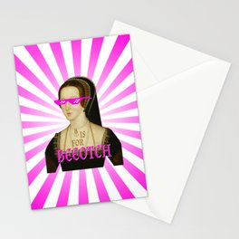 You Know My Name Stationery Cards