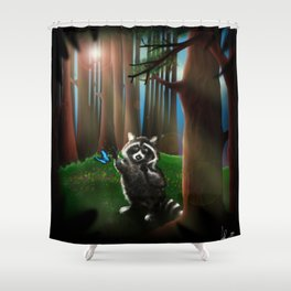 Wishing Upon A Dream Shower Curtain