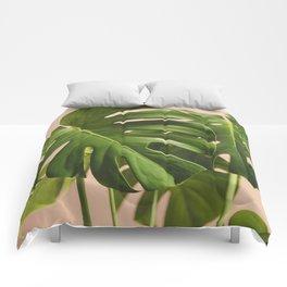 Verdure #2 Comforters