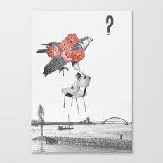 L'aigle Canvas Print