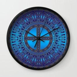 The Ancestors (Dragonfly) Wall Clock