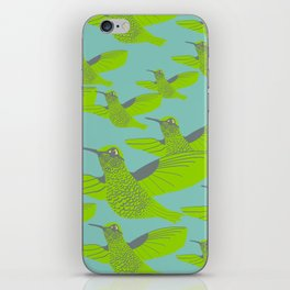 We Fly iPhone Skin