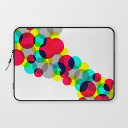 Neon Bubbles Laptop Sleeve