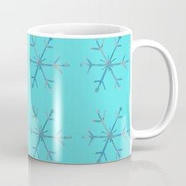 Winter/Christmas - Snow Crystals V.9 Coffee Mug