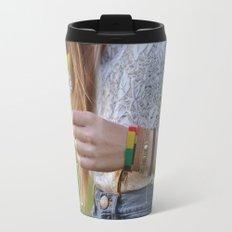 Waiting for Summer Travel Mug