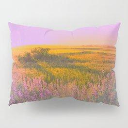 Purple Chill Pillow Sham