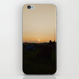 Sunrise in Japan iPhone Skin