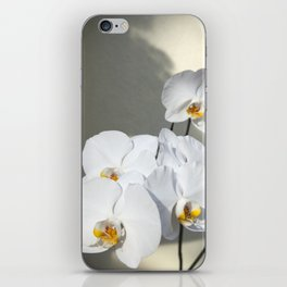 Orchids 2 iPhone Skin