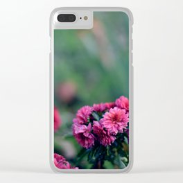 flowe Clear iPhone Case
