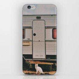 Van cat iPhone Skin