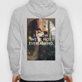 Romeo and Juliet in a World Alone Hoody