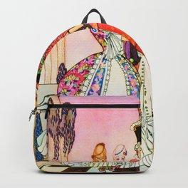 Kay Nielsen - Twelve Princesses And Cheating Prince Miraflow Backpack